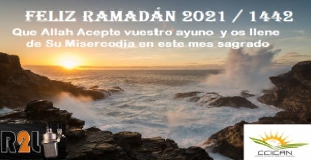 Feliz Ramadán 2021 (1442)
