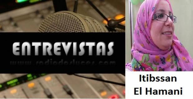Entrevista a la Srta. Ibtissam El hammani