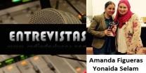 Entrevista a Amanda Figueras y a Yonaida Selam